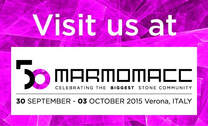 Promo Visit Us at Marmomacc