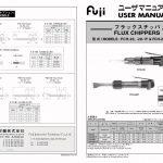 FCH-20・20F---分解図---チッパ・ハンマ・ランマ---バージョン-A--(英語---日本語)